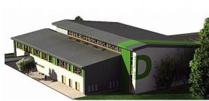 w Turku wybudowana zostanie pasywna hala sportowa
