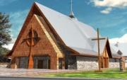 pierwszy kościół  pasywny w Europie  znajduje się w Nowym Targu